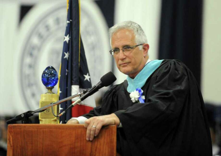 Staples High School Principal John Dodig Photo: Autumn Driscoll / Connecticut Post
