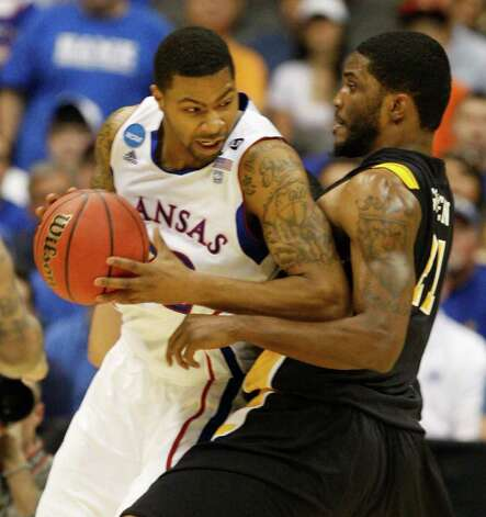 Unproductive - 5. Josh Selby, Kansas: After being picked in the second round in the 2012 draft, he's constantly bounced from the Grizzlies to the D-League, scoring only 83 points in his NBA career.  Photo: Jerry Lara, Associated Press / Jerry Lara