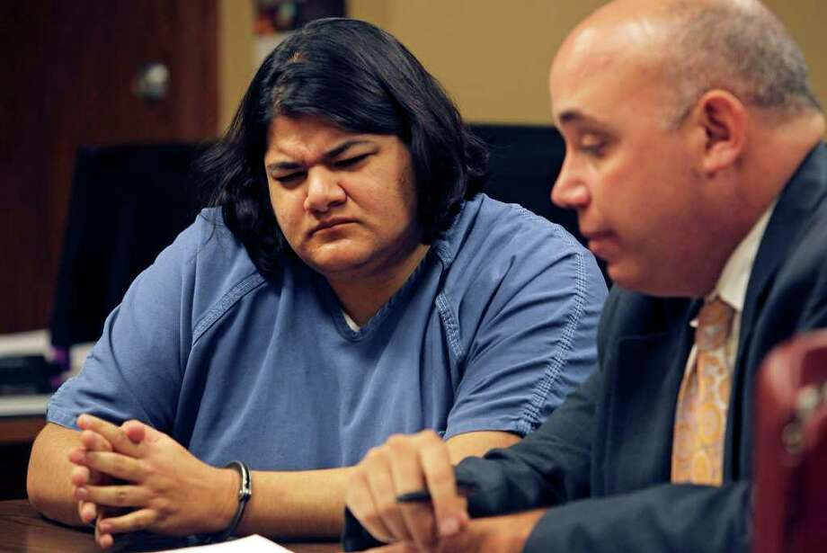 Nora Martinez, a teacher who had worked with Northside ISD, resigned after she was confronted with allegations after a student's father found inappropriate text messages on his daughter's cellphone. Photo: Tom Reel/treel@express-news.net / © 2011 San Antonio Express-News