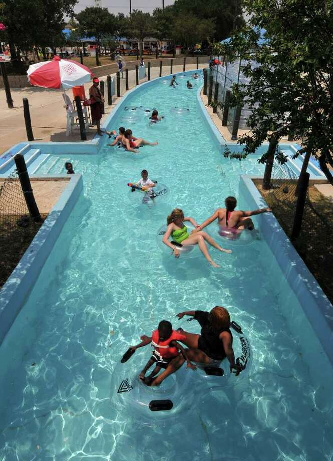 April 27: Splashtown San Antonio opens for the 2013 Season. You'll find water excitement just three minutes north of downtown on Interstate 35 at the Splashtown exit.  