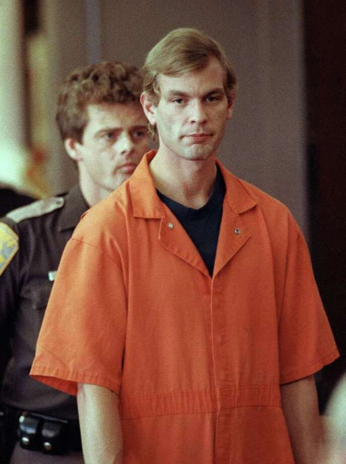 Serial killer Jeffrey Dahmer may have been the most reviled of recent serial killers, thanks to his tendency to eat his victims. He was killed by a fellow prisoner in 1994. Photo: EUGENE GARCIA, AFP/Getty Images / AFP