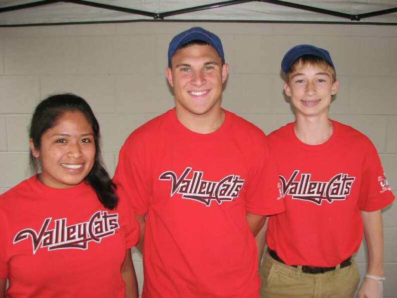 Were you Seen when the Valley Cats took on the Lowell Spinners?