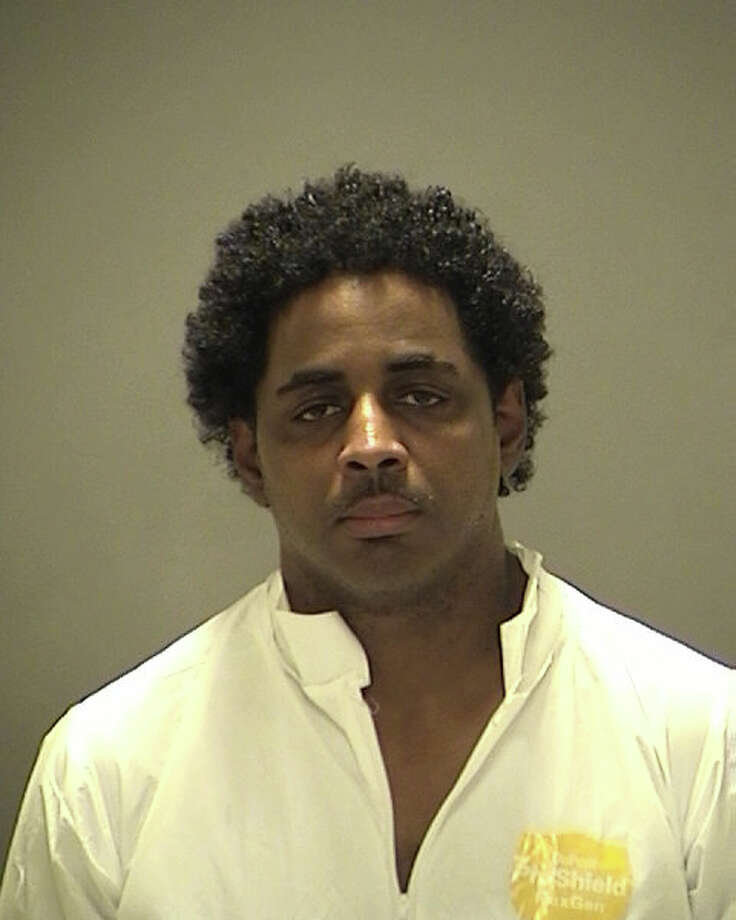 On Tuesday, June 21, 2011, Greenwich and Stamford police arrested Wicky Guy Austin McGee, 46, of Bridgeport, and charged him in connection with a home invasion that took place three days earlier on Buena Vista Drive in Greenwich. Photo: Contributed Photo / Connecticut Post Contributed
