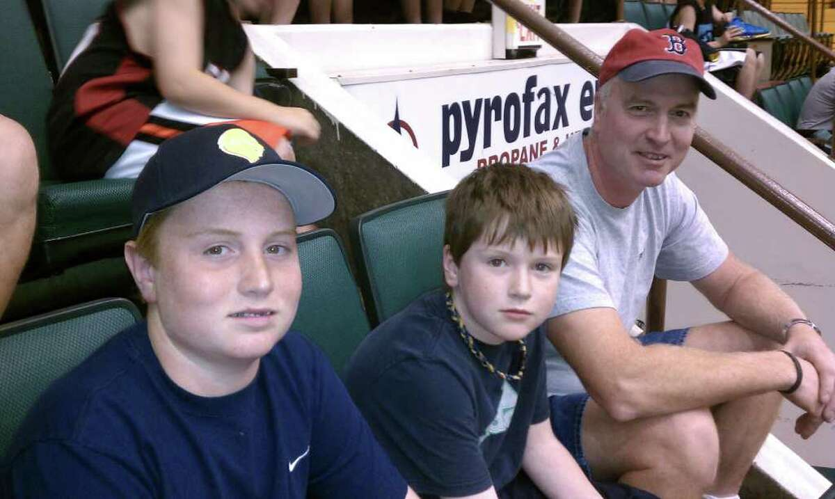 Were you Seen at the Jimmer Jam at the Glens Falls Civic Center.