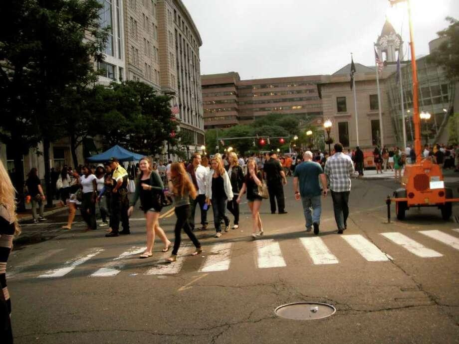 Alive @ 5, Third Eye Blind Photo: Cristi Parks / Hearst Connecticut Media Group