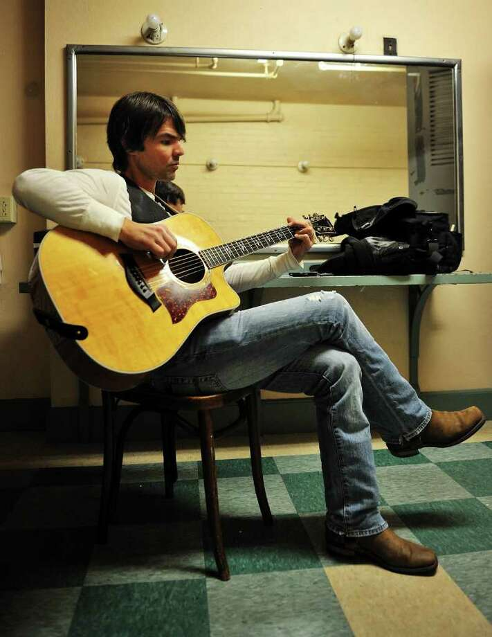 """Norwalk's P.J. Pacifico has released his third CD, """"Outlet."""" Photo: Contributed Photo / Norwalk Citizen"""