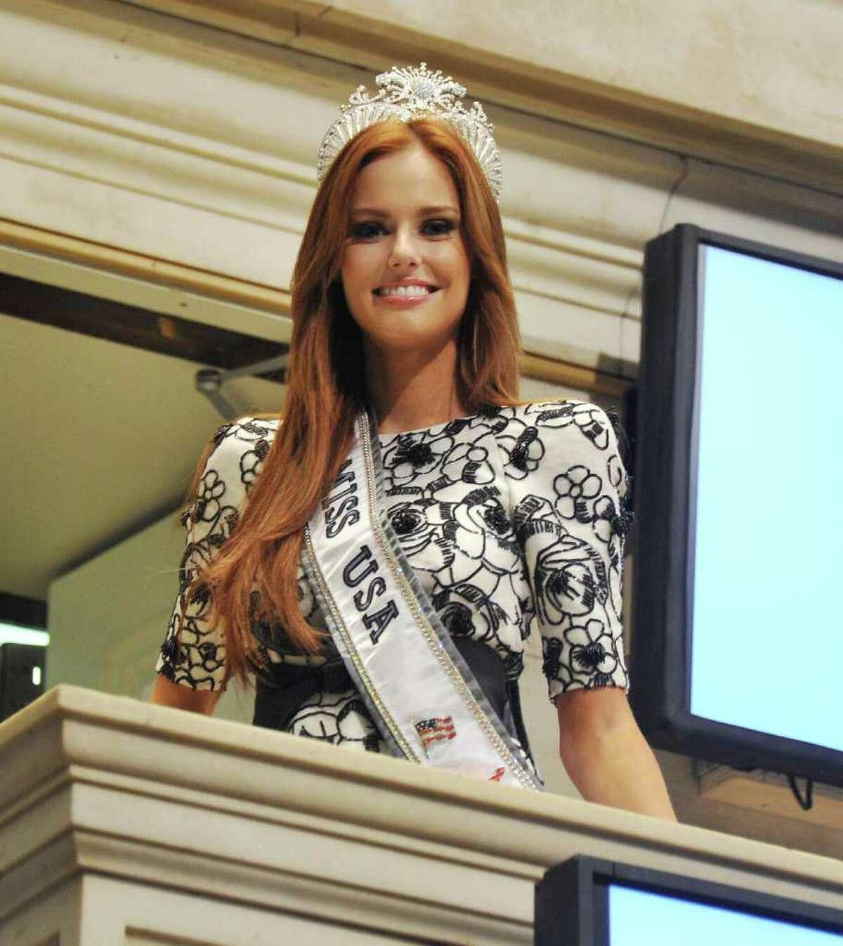 Miss USA Alyssa Campanella.