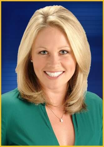 ... or a hot local sportscaster like Lisa Gangel (now Kerney). Photo: .