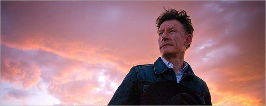 Lyle Lovett says the best thing about the acoustic show tour he's doing with John Hiatt is the chance to listen. COURTESY MICHAEL WILSON