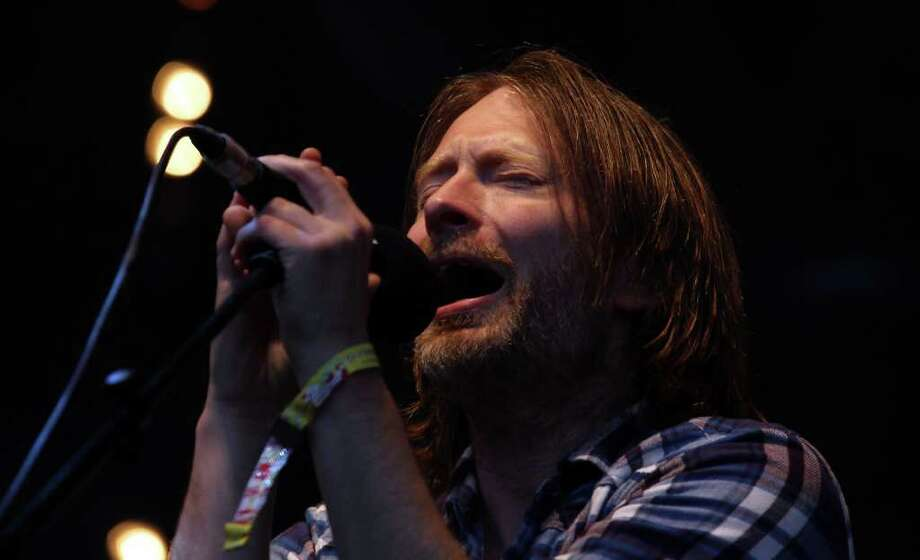 Radiohead is coming for Seattle in a few short months before they headline Coachella. Seattle is among only a handful of cities they're hitting before their festival date, so consider us lucky. Find out who else will make stops in our area. Photo: Matt Cardy, Getty Images / 2011 Getty Images