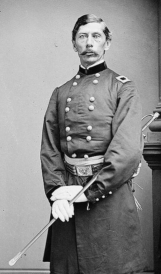 Brig. Gen. Henry Moses Judah, whohad ties to Westport, had an illustrious record fighting for the Union in the Civil War. Judah and other members of his family are buried in Kings Highway Cemetery. Photo: Contributed Photo / Fairfield Citizen contributed