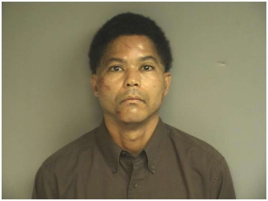 Gerard Michael Landon of Stamford was arrested following an alleged attempted sexual assault Friday night near the Basilica of St. John the Evangelist church downtown. The woman he allegedly assaulted bit nearly an inch of Landon's tongue off after he tried to kiss her. Landon is being held on $500,000 bond and is expected to appear in state Superior Court in Stamford on Monday. Photo: Contributed Photo / Stamford Advocate Contributed