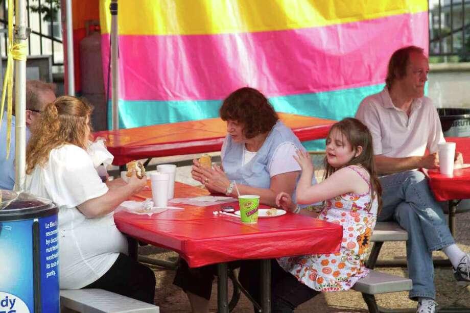 Danbury City Fair, June 25th, 2011 Photo: Mike Dominguez / Hearst Connecticut Media Group