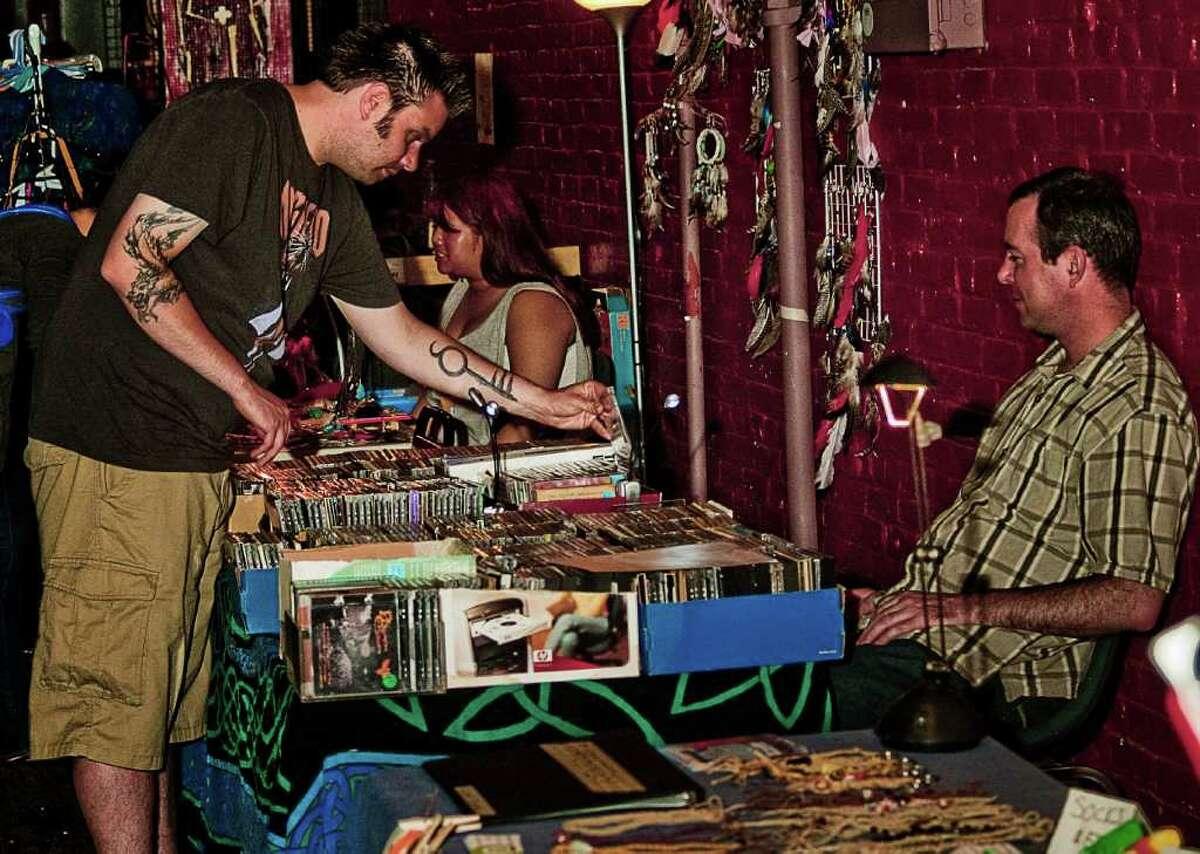 Danbury's Heirloom Arts Theater's second flea market took place on Sunday, June 26.