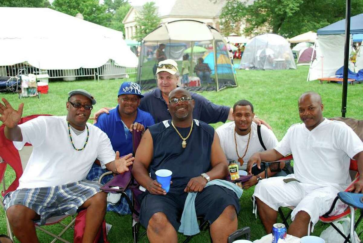Were you Seen at the Jazz Fest 2011 at SPAC