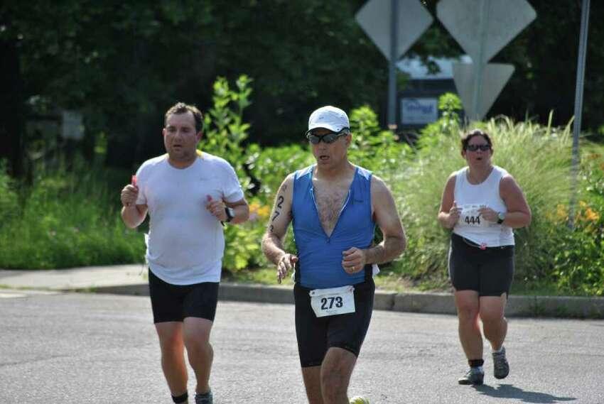 Kids in Crisis held their annual KIC It Triathlon on June 27, 2011 in Stamford.