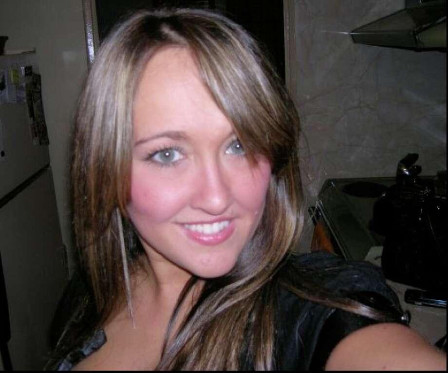 Jennifer Simpson, 29. (via Facebook)
