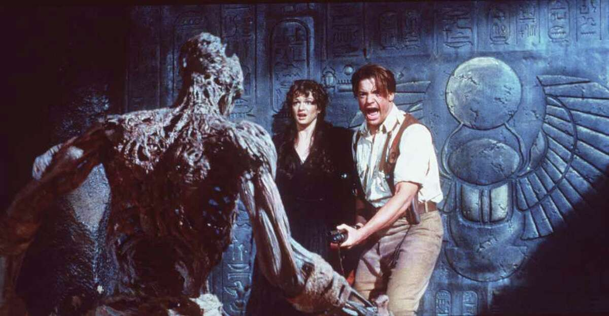 "Weisz got her first big role along side Brendan Fraser in 1999's ""The Mummy."""