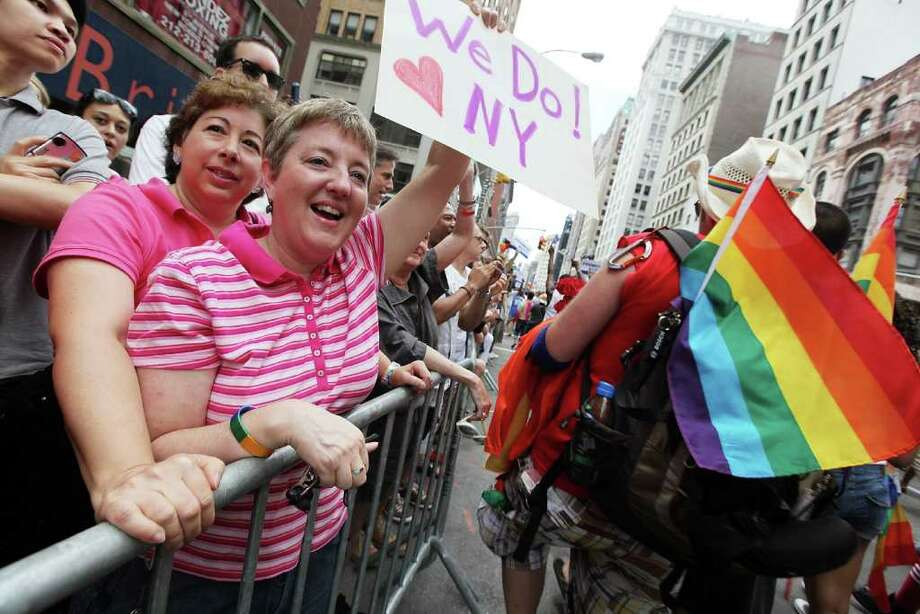Ny state passes marriage equality act