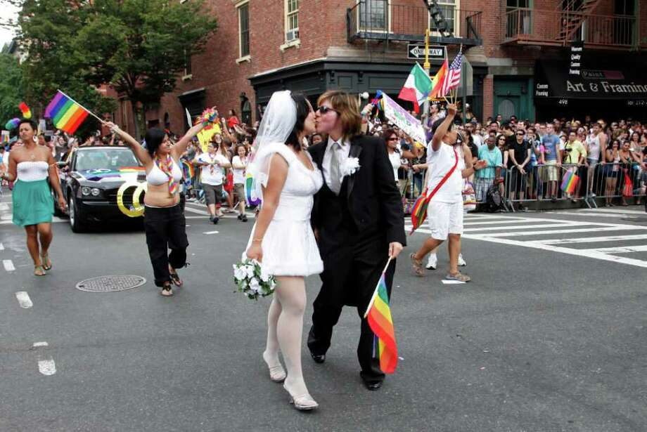 New Yorks Gay Pride Parade - Times Union-3357
