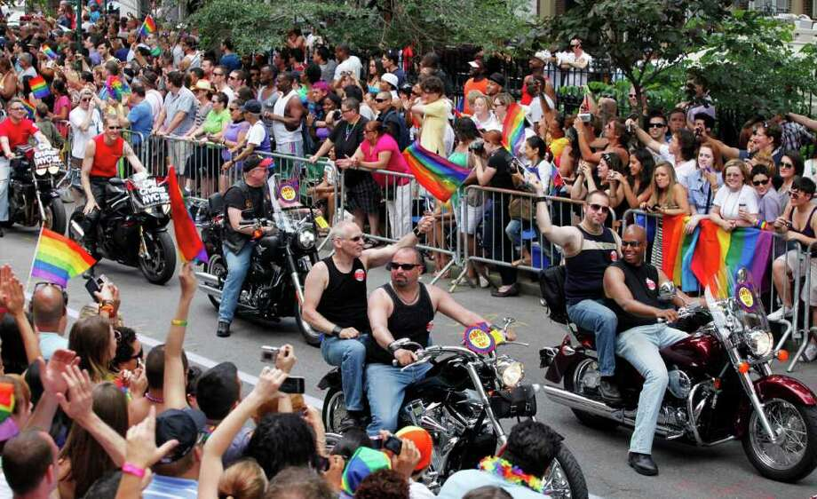 New Yorks Gay Pride Parade - Times Union-1564