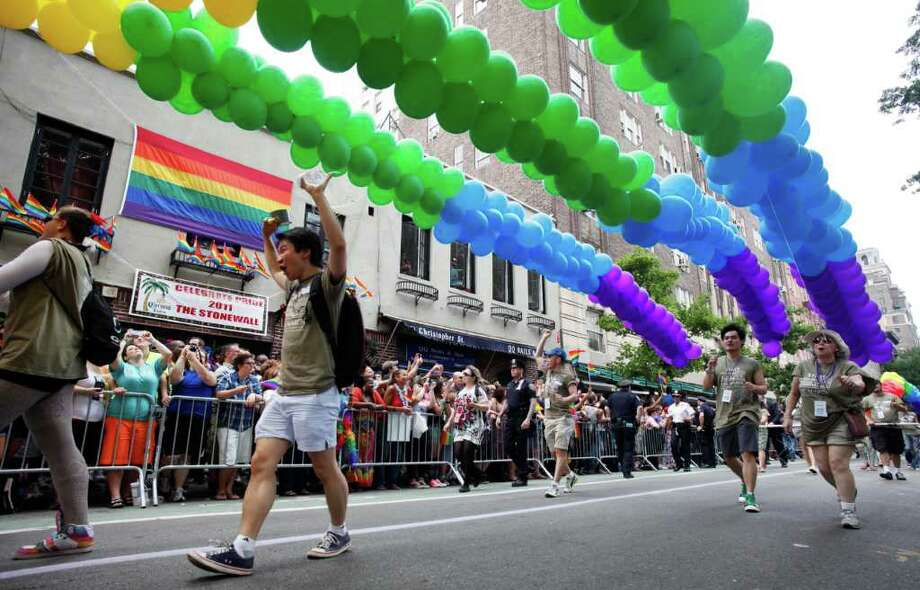New Yorks Gay Pride Parade - Times Union-6955