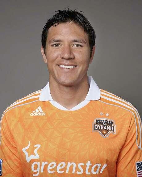 Brian Ching Houston Dynamo  2011 MLS photo