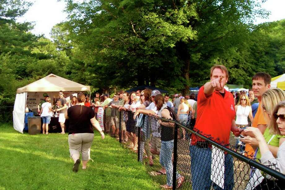 Michael Franti & Spearhead Photo: Cristi Parks / Hearst Connecticut Media Group / COPYRIGHT, 2007