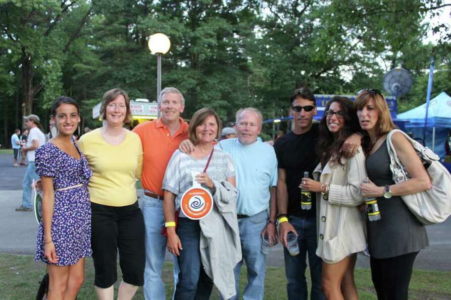 Were you seen at Peter Gabriel at SPAC 2011