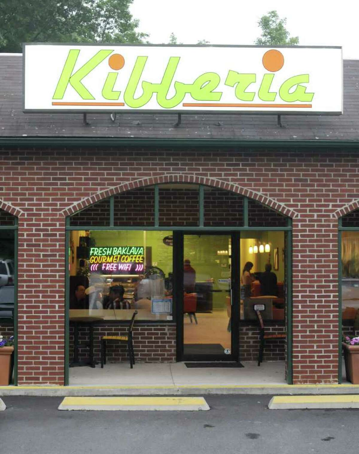 Kibberia, a Middle Eastern restaurant and cafe, in Danbury, is opening a location in Westport.