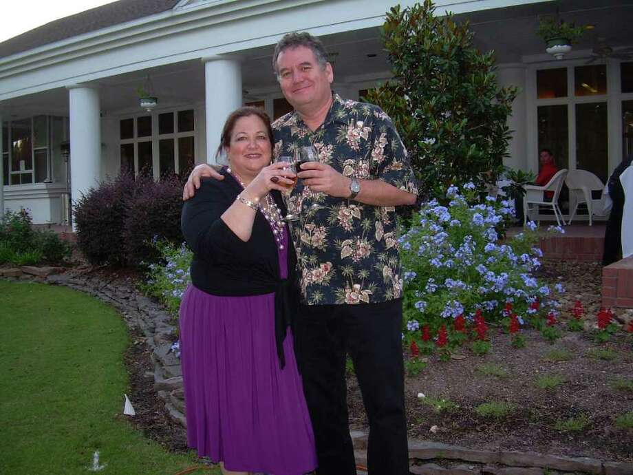 Selina & Steve Shadd --Grape Escapes Photo: Selina Shadd