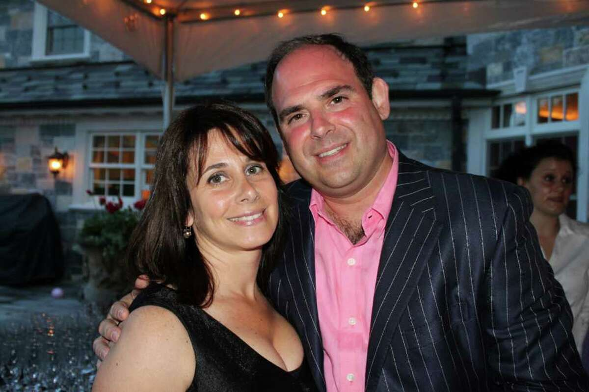 Board member Wenton Camporin and his wife Carla danced the night away at the recent IMAGINE 2011 benefit for Family & Children's Agency.