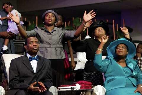 NEW Pentecostal wave washes over Houston - Houston Chronicle