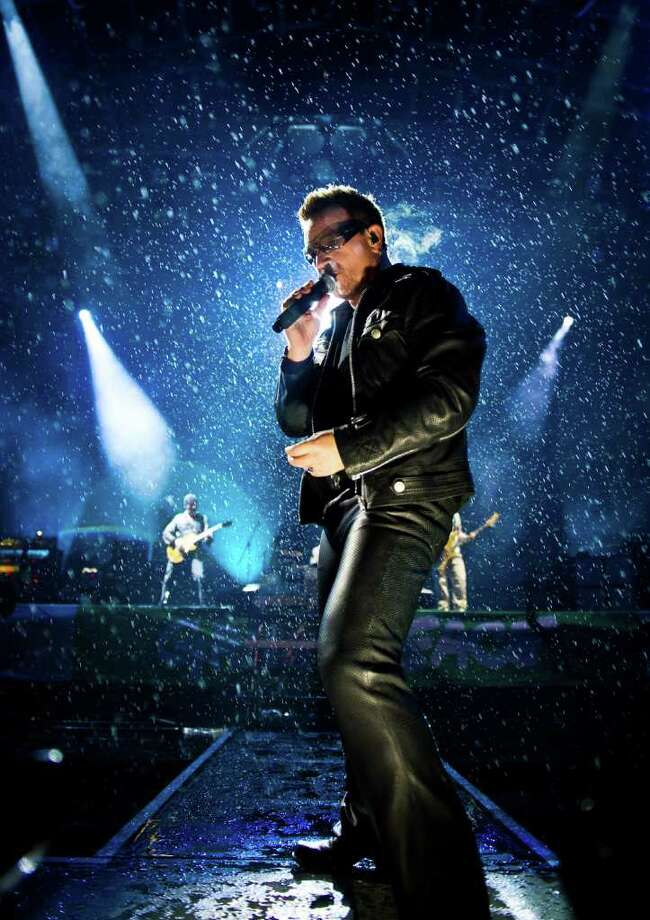 1 -  U2  ($195 million) Forbes Magazine's list of the World's 25 Richest Musicians. Read the article here. Photo: Ian Gavan, Getty Images / 2011 Getty Images