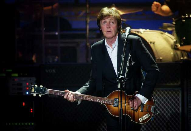 6- Paul McCartney  ($67 million) Photo: Ian Gavan, Getty Images / 2010 Getty Images