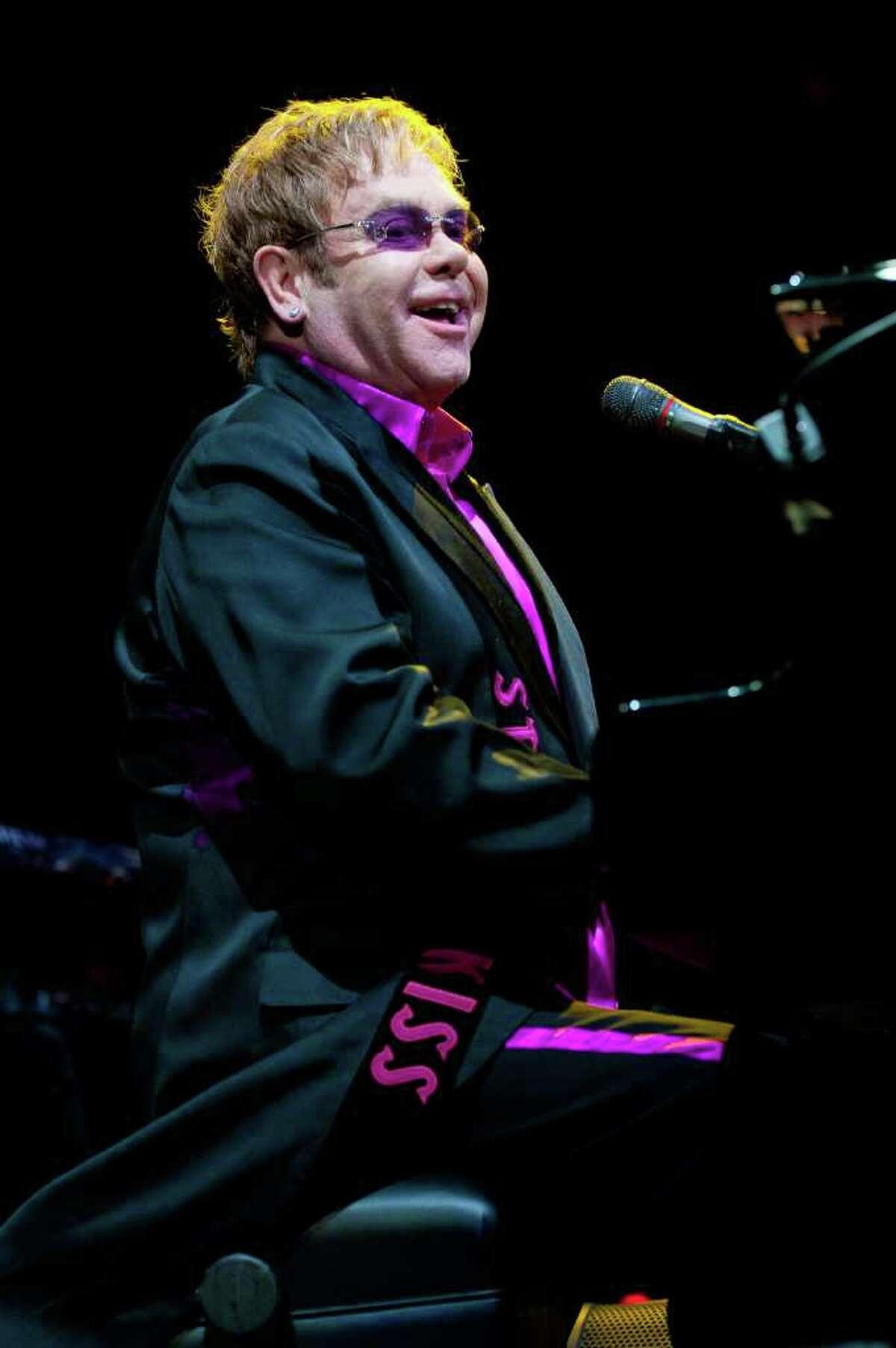 3- Elton John ($100 million)