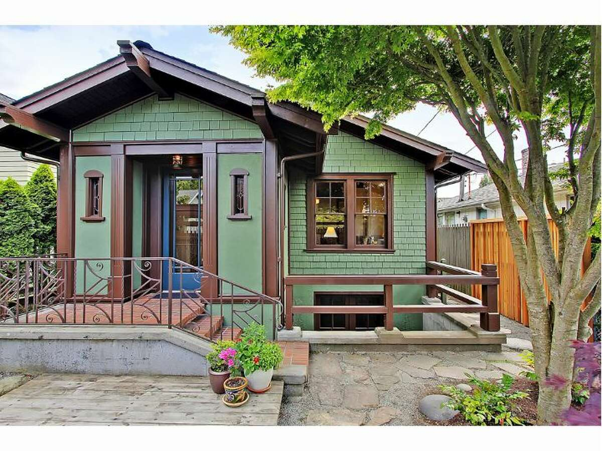 Like wood? Here are a few homes that have different styles, prices and neighborhoods, but all boast plenty of exposed wood. First, here's a 2,234-square-foot Asian-inspired remodeled Craftsman at 325 N.W. 74th St., in Phinney Ridge. The home has two bedrooms, 2.75 bathrooms, was built in 1912, sits on a 3,000-square-foot lot and is listed for $499,950. (Listing: www.windermere.com/index.cfm?fuseaction=listing.PP3ListingDetail&ListingID=130243806)