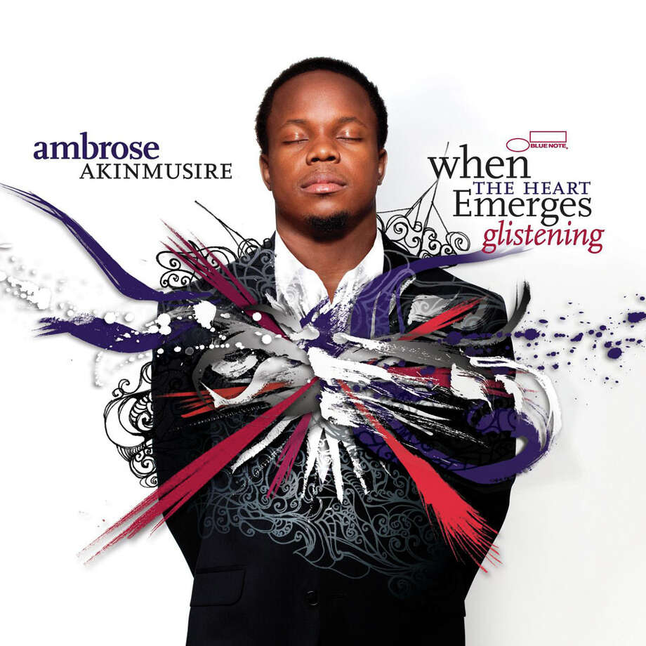 "Ambrose Akinmusire's latest album is ""When the Heart Emerges Glistening"""