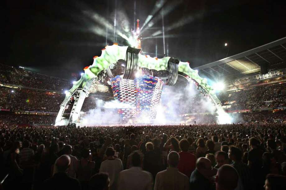 After U2's 360° Tour ends July 30 in Moncton, New Brunswick, Canada, the band's management plans to sell off its
