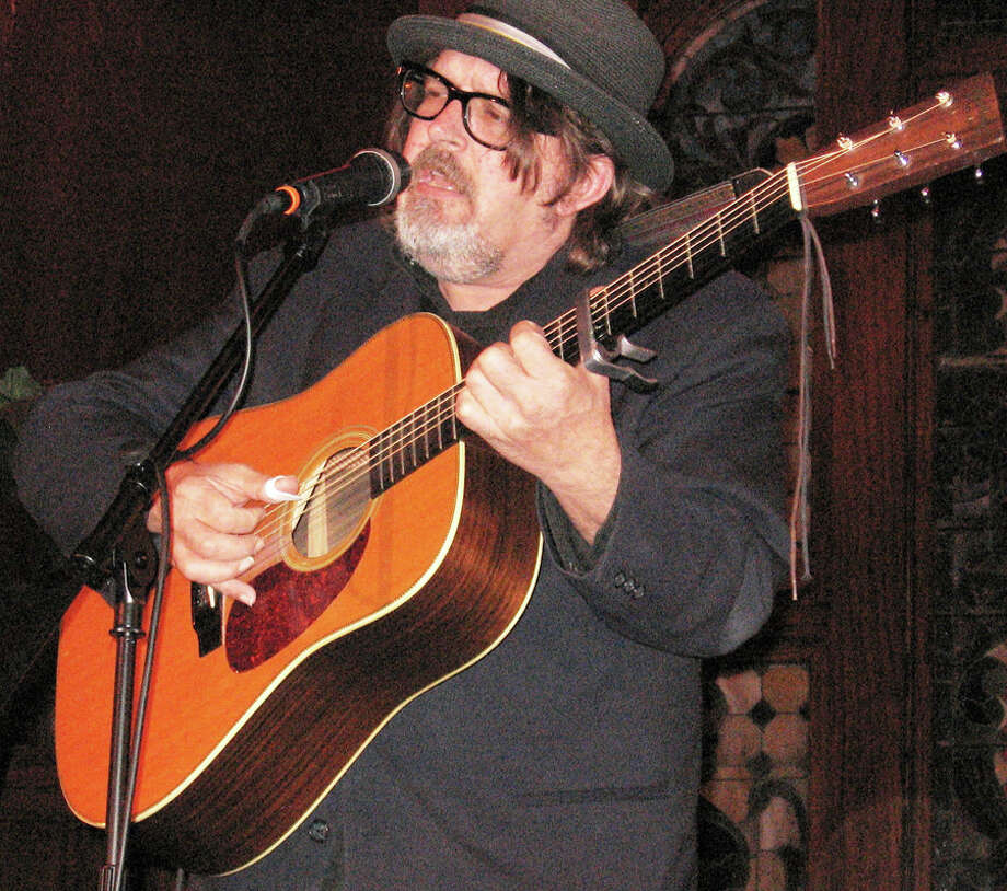 Singer-songwriter Peter Case will perform at the Havana Hotel Friday. EXPRESS-NEWS FILE PHOTO