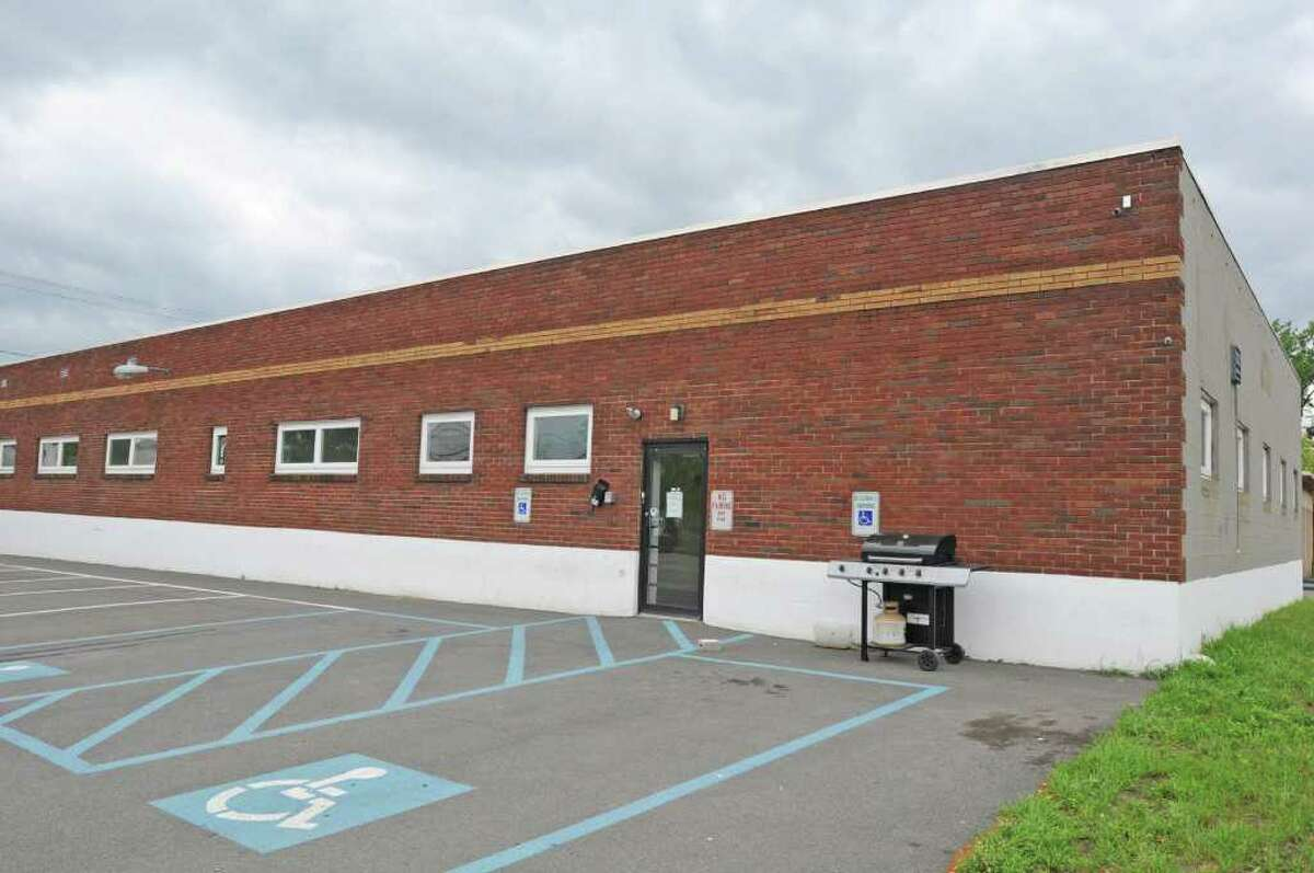 13 Warehouse row in Colonie, N.Y. Wednesday June 29, 2011. Police raided this building and arrested 4 Albany residents for operating an illegal poker operation. (Lori Van Buren / Times Union)