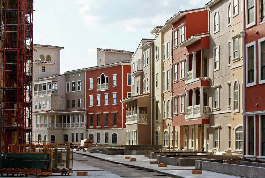 Residential Units Are Currently Under Construction In The Eilan Development Phase I Of Project