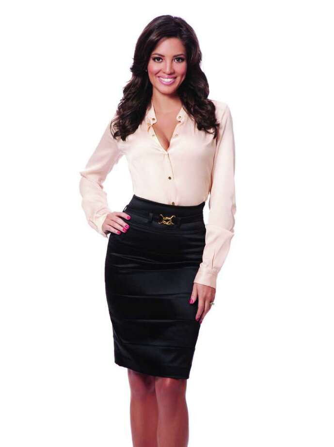 Pamela Silva Conde Un Nuevo Rostro En Univisi 243 N Houston
