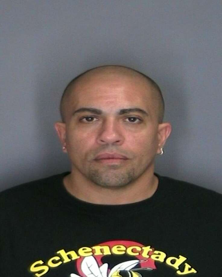 Norbert Santiago, 42, of 314 East Main St., Amsterdam. (Montgomery County Sheriff's Department)