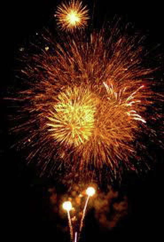 The long holiday weekend is here and starts off with a bang with the annual fireworks display. Photo: File Photo / Westport News