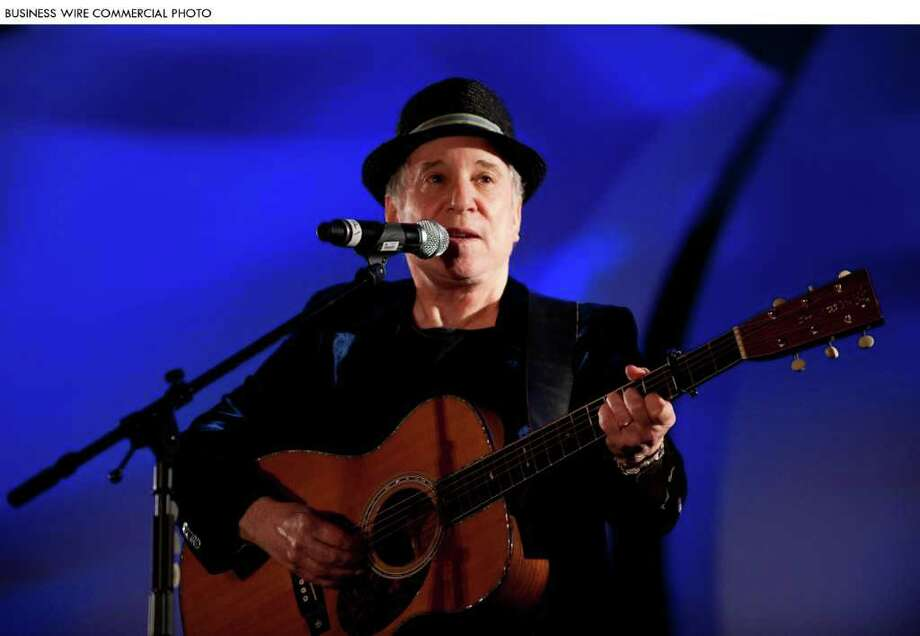 Paul Simon performed as the evening's Special Guest at the Multiple Myeloma Research Foundation's (MMRF) annual Fall Gala. (Photo: Business Wire) Photo: Kevin Wick / The Multiple Myeloma Research Fo