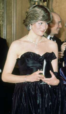 In this March 9, 1981 file photo, Lady Diana Spencer, then-fiancee of Britain's Prince Charles attends her first official engagement, a charity event at the Goldsmith's Hall, in London. (AP Photo/Peter Skingley, pool, file) Photo: Peter Skingley, POOL