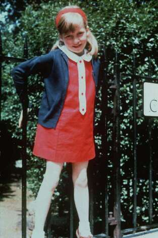 This is an undated file photo of then Diana Spencer during her early childhood years. Britain's Princess Diana, who had been struggling to build a new public and private life after her turbulent divorce, was killed Sunday, Aug. 31, 1997, along with her companion, Dodi Fayed, in a car crash as their Mercedes was being pursued by photographers. (AP Photo/files) / AP1997