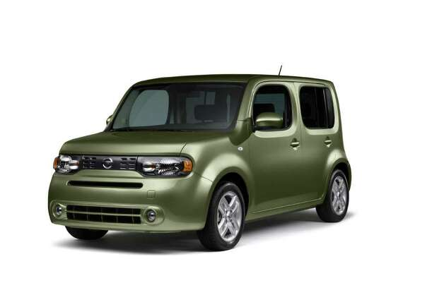 Although the 2011 Nissan Cube came in at No. 9 on Kelley's list of the Top 10 Coolest Cars Under $18,000, it would be  No. 1 on this columnist's list as it's about the coolest car to come along in years. Photo: COURTESY OF NISSAN NORTH AMERICA INC.