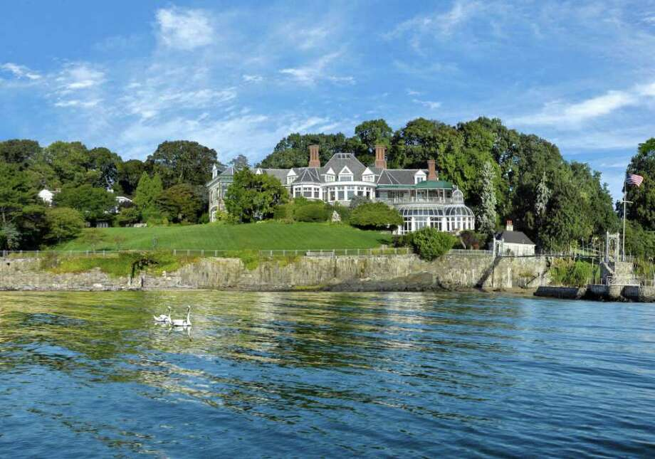 Point of View, the Greenwich estate formerly owned by Norman and Suzanne Hascoe, has sold for a record $39.5 million, the second highest property sale ever made in town. Photo: Contributed Photo